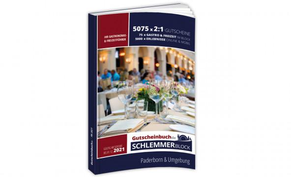 gutscheinbuch.de/ Schlemmerblock Paderborn